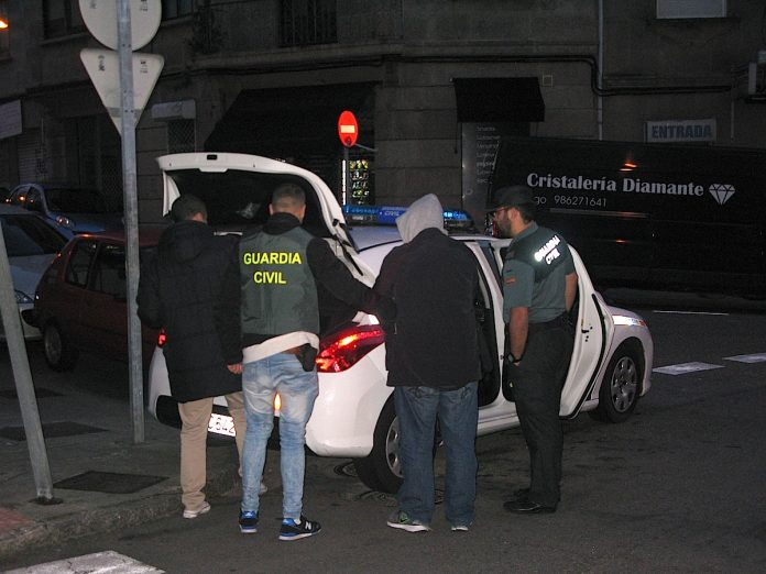 Detenido el presunto autor de varios robos en vehículos en Baiona