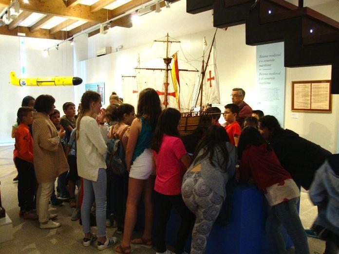 Jornada de puertas abiertas en la Casa-Museo de la Navegación de Baiona para celebrar el Día Internacional de los Museos