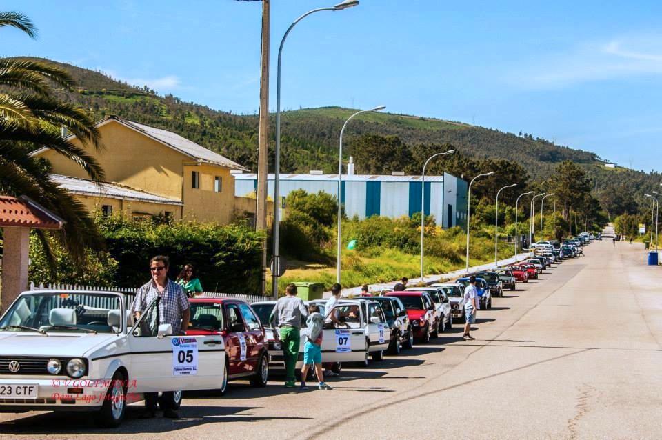 La Golfmanía llega a O Val Miñor y O Baixo Miño