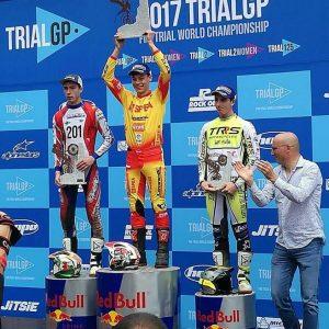 Triunfo para Gabriel Marcelli en la primera prueba del Campeonato del Mundo de Trial