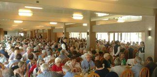 Baiona homenajea a las personas mayores del municipio