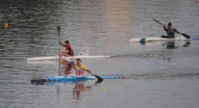 Roi Rodríguez, del Kayak Tudense, luchará por el triunfo en la final