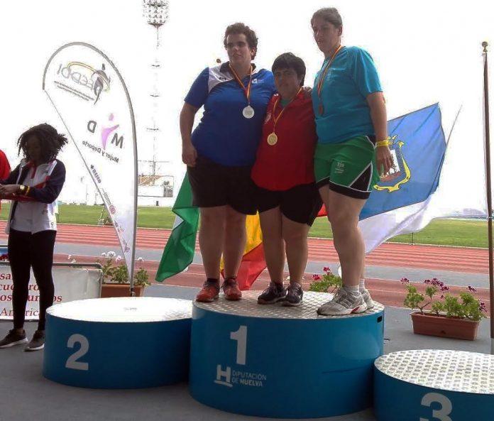 María F. García, del Club San Xerome, se proclama campeona de España en HuelvaMaría F. García, del Club San Xerome, se proclama campeona de España en Huelva