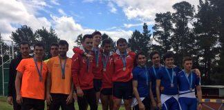 El guardés Sergio Rodríguez logra su décimo título gallego absoluto en Ourense