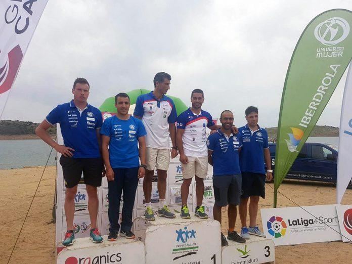 Óscar Graña y Ramón, del Kayak Tudense, agrandan su leyenda con su décimo título nacional