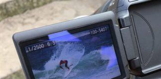 La playa de Patos acogió un Campeonato Junior de Surf y Bodyboard