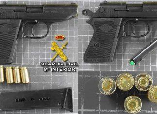 La Guardia Civil detiene a los presuntos autores de una tentativa de homicidio en Caldas de Reis