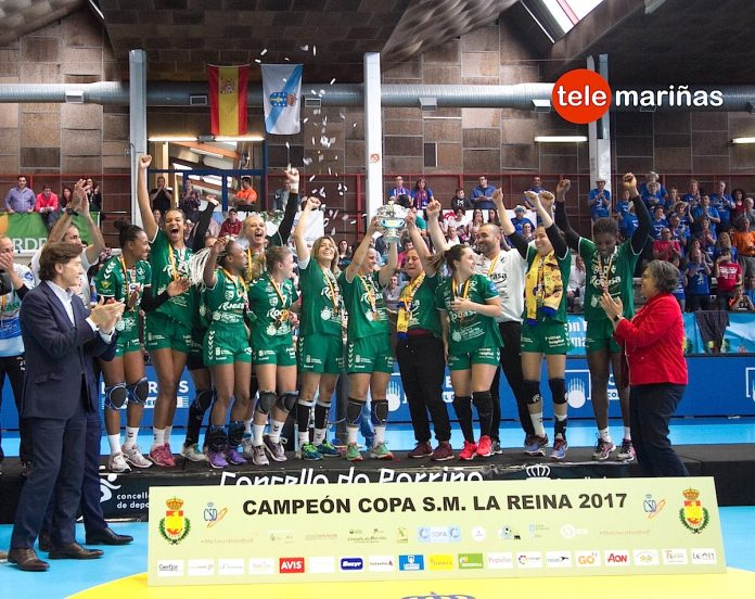 El Rocasa Gran Canaria se lleva su segunda Copa de la Reina