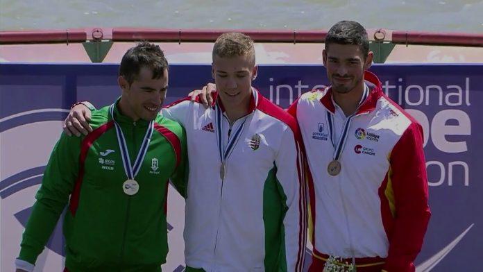 Roi Rodríguez, bronce en la Copa del Mundo celebrada en Szeged