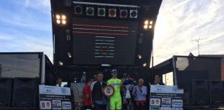 Iván Venter, del Rías Baixas de Nigrán, suma su primer podio en el calendario nacional