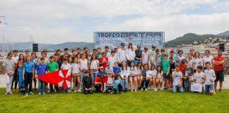 Jorge Enríquez, Guillermo Núñez y Adriana Pérez ganan el Trofeo Baitra en Baiona