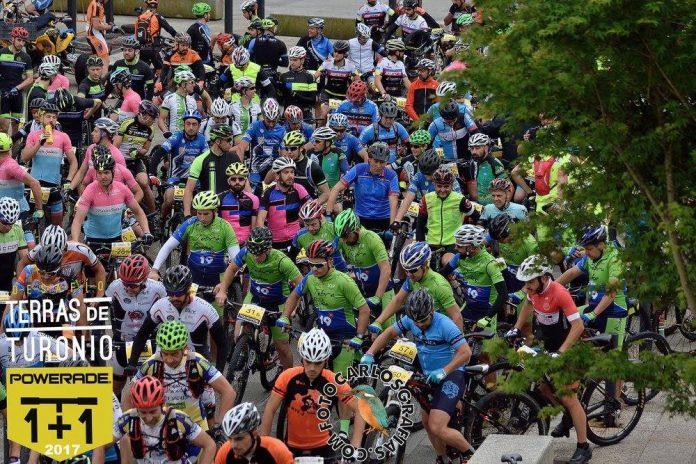 Dos pruebas deportivas reunieron a más de 700 deportistas en Tomiño