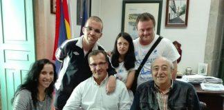 Baiona apoya al Centro Juan María con una subvención