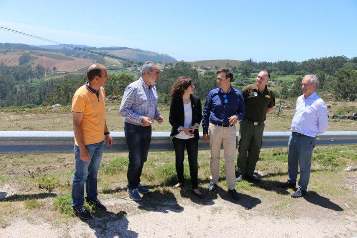 Destacan la labor de la comunidad de montes de Burgueira en la prevención de incendios forestales