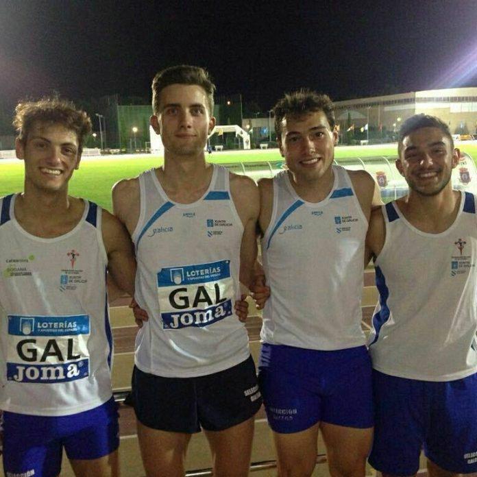 El guardés Sergio Rodríguez, récord de Galicia con la selección absoluta en el Campeonato de España de Autonomías
