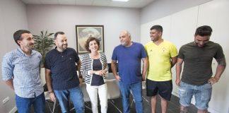 El Goián firma un convenio de colaboración con el Real Club Celta de Vigo
