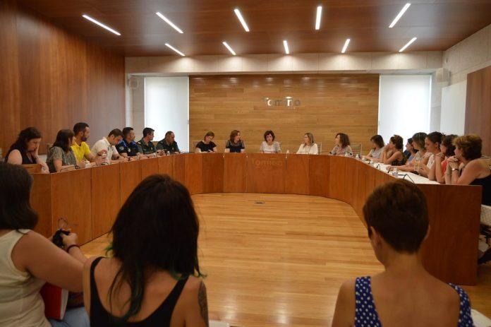 Tomiño constituye una mesa para luchar contra la violencia de género