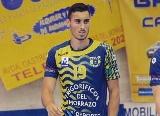 El rosaleiro Paulo Dacosta vuelve a casa y se convierte en la última incorporación del Acanor Atlético Novás