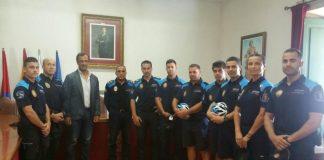 Baiona refuerza la plantilla de la Policía Local con nueve auxiliares y dos nuevos agentes