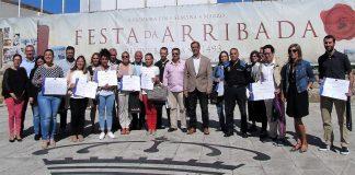 Más de 40 empresas de Baiona reciben el premio Sicted por su calidad turística