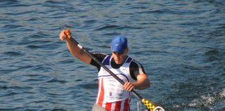 Dos palistas del Kayak Tudense inician la Copa del Mundo en Belgrado