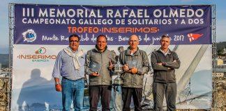 Sarrade y Amorín, campeones de Galicia