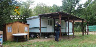 Denuncian la construcción de dos viviendas ilegales en Tomiño y Vigo
