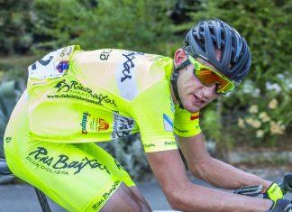 Willem Jakobus iniciará la última etapa como líder de la Vuelta a Segovia