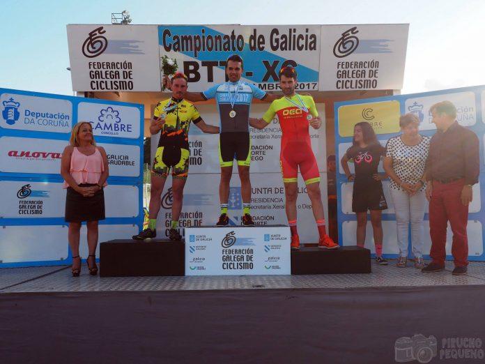 Adrián Valverde, ¡Campeón de Galicia de XCO!