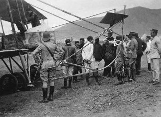 Una parte de la historia del famoso aviador baionés Manuel Barreiro Álvarez regresará a Baiona