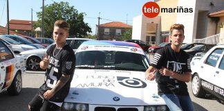 Nace DCL Motorsport, el nuevo equipo de rally de Nigrán