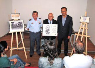 Una parte de la historia del aviador Manuel Barreiro se podrá ver en Baiona