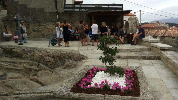 Baiona humaniza la plaza de A Percibilleira