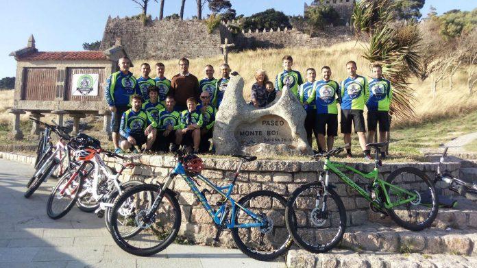 Nace un nuevo club ciclista en Baiona