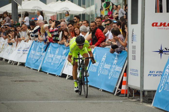 El Club Ciclista Rías Baixas pone en su punto de mira la Vuelta a Zamora