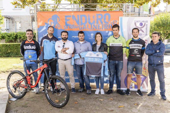 El Campeonato de Galicia de Enduro se disputa en Gondomar