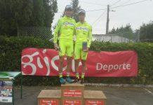Willem Jakobus se vuelve a subir al podio en Gijón