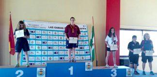 La tudense Susana Fontán, campeona de España de tiro olímpico