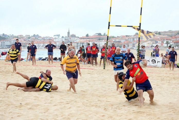 23 equipos disputaron en Playa América el IV torneo de Rugby Playa Melgachos