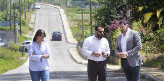 Aprueban obras de mejora en la carretera que une Chaín con Morgadáns