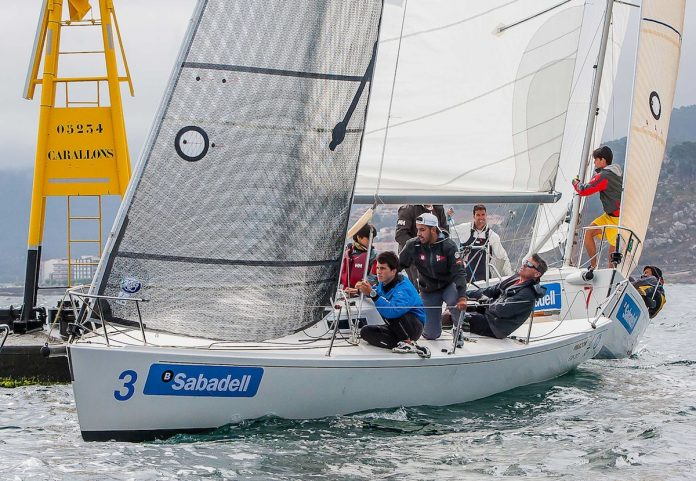 Virazón, Bouvento y Balea Dous ganan la primera etapa del Trofeo Conde de Gondomar