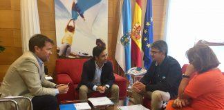 La Xunta refuerza el servicio de ayuda en el hogar a personas dependientes en A Guarda