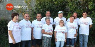 La parranda de San Pedro pone a la venta las camisetas del centenario