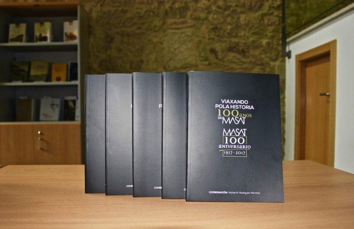 Disponible el catálogo de la exposición conmemorativa de los cien años del Masat
