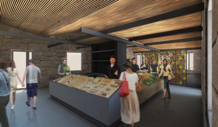 El Concello de Tomiño remodelará la plaza de abastos de Goián