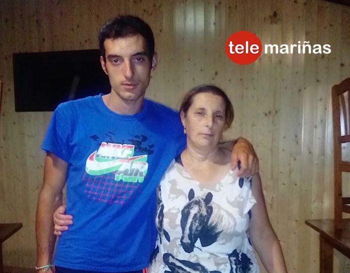 Iván ya está con su madre