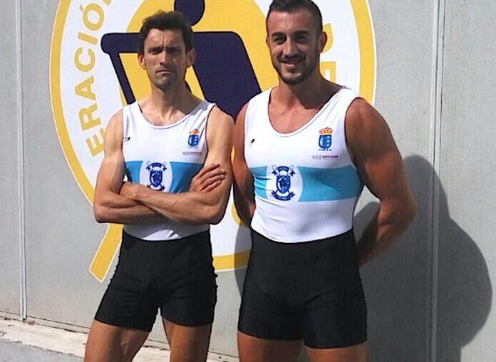 Jesús González y David Prada consiguen el billete para el campeonato del mundo de remo de EEUU