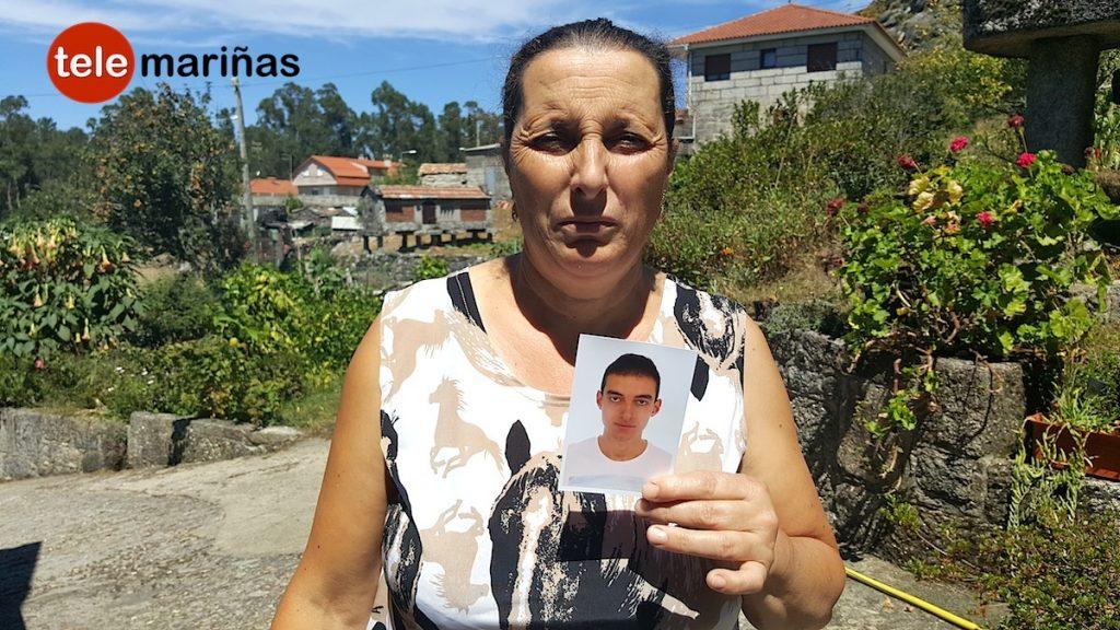 Buscan a un joven de 19 años desaparecido en Gondomar