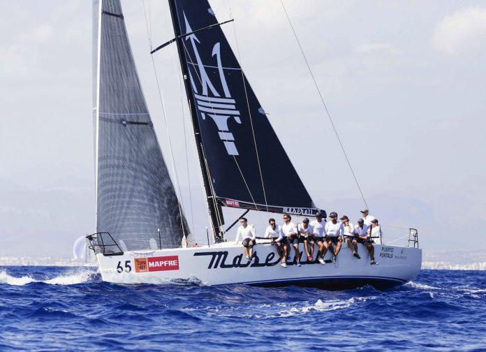 El Maserati, Premio Nacional de Vela al mejor barco