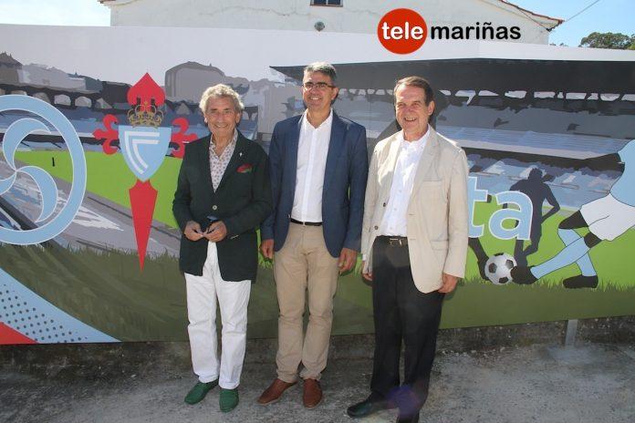 A Guarda inaugura las calles Vigo y Celta